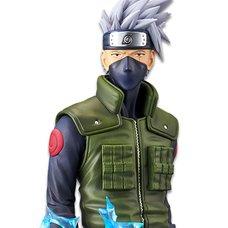 Naruto Shippuden Grandista Nero Kakashi Hatake
