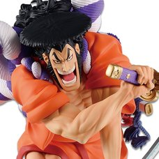 Ichibansho Figure One Piece Legends Over Time Oden Kozuki