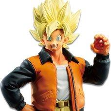 Ichibansho Figure Dragon Ball Vs Omnibus Z Son Goku