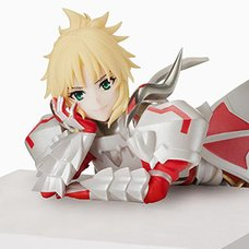 Fate/Grand Order -Divine Realm of the Round Table: Camelot- Paladin; Agateram Mordred Premium Perching Figure