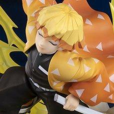 Figuarts Zero Demon Slayer: Kimetsu no Yaiba Zenitsu Agatsuma: Thunder Breathing (Re-run)