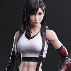 Play Arts Kai Final Fantasy VII Remake Tifa Lockhart
