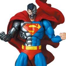 Mafex Return of Superman Cyborg Superman