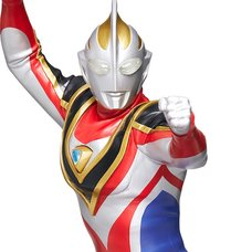 Hero's Brave Statue Ultraman Gaia: Supreme Ver.