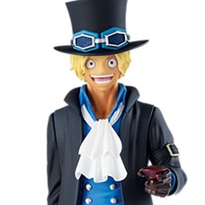 One Piece Magazine Figure Special Episode Luff Vol. 3: Sabo