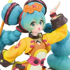 Hatsune Miku: China Ver. Color Variation Noodle Stopper Figure