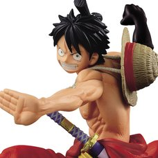One Piece Battle Record Collection Monkey D. Luffy