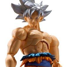 S.H.Figuarts Dragon Ball Super Goku: Ultra Instinct Ver.