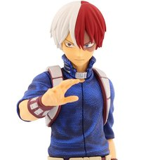My Hero Academia Texture Vol. 3: Shoto Todoroki