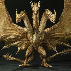 S.H.MonsterArts Godzilla: King of the Monsters King Ghidorah (2019): Special Color Ver.