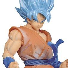 CLEARISE Dragon Ball Super Super Saiyan God Son Goku