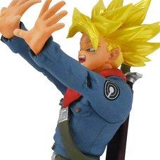 Dragon Ball Super Super Saiyan Trunks Galick Gun!!!!