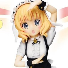 Is the Order a Rabbit?? Syaro: Fleur de Lapin Uniform Ver. Premium Figure