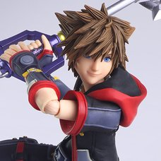 Bring Arts Kingdom Hearts III Sora: Ver. 2