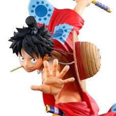 One Piece Banpresto World Figure Colosseum 3 Super Master Stars Piece Monkey D. Luffy