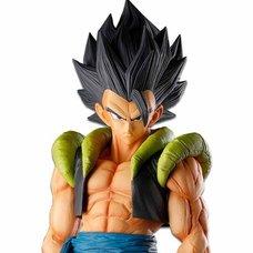 Dragon Ball Super Super Master Stars Piece Gogeta the Brush Black