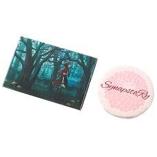 Rico Sasaki SynapstoRy/Little Red Riding Hood Pin Badge Set