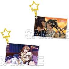 Love Live! Nijigasaki Academy School Idol Club Acrylic Keychain Collection