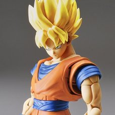 Figure-rise Standard Dragon Ball Z Super Saiyan Goku (re-run)