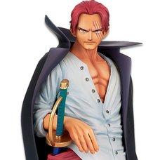 One Piece Banpresto Chronicle Master Stars Piece Shanks