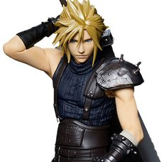Final Fantasy VII Remake Cloud Strife Statuette