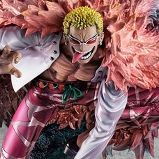 Portrait of Pirates One Piece SA-Maximum Heavenly Demon Donquixote Doflamingo