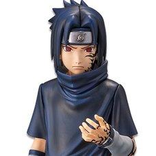 Naruto Grandista Nero Sasuke Uchiha #2