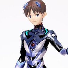 Rebuild of Evangelion Shinji Ikari Limited Premium Figure