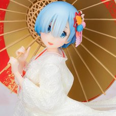 Re:Zero -Starting Life in Another World- Rem: White Kimono Ver. 1/7 Scale Figure (Re-run)