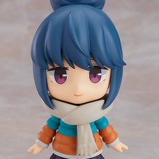 Nendoroid Laid-Back Camp Rin Shima (Re-run)