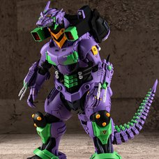 Godzilla vs. Evangelion Mechagodzilla Eva Unit-01 Color Ver.
