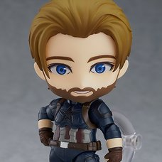 Nendoroid Avengers: Infinity War Captain America: Infinity Edition DX Ver.