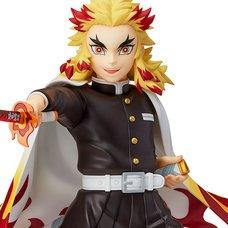 Demon Slayer: Kimetsu no Yaiba Kyojuro Rengoku Super Premium Figure