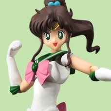 S.H.Figuarts Pretty Guardian Sailor Moon Sailor Jupiter: Animation Color Edition