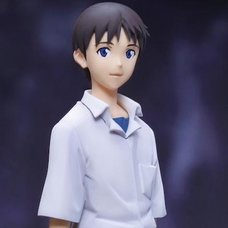 Rebuild of Evangelion Shinji Ikari: School Uniform Ver. Premium Figure
