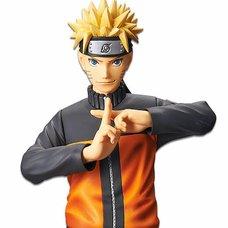 Naruto Shippuden Grandista Nero Naruto Uzumaki (Re-run)