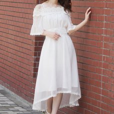 LIZ LISA Fishtail Long Dress