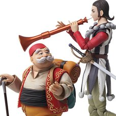 Bring Arts Dragon Quest XI: Echoes of an Elusive Age Sylvando & Rab Set