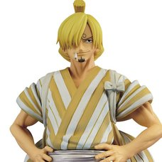 DXF One Piece Wa no Kuni -The Grandline Men- Vol. 5: Sanji