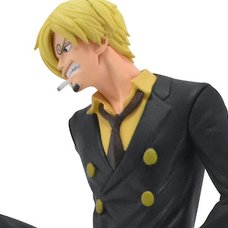 Log File Selection -Fight- One Piece Vol. 2: Sanji