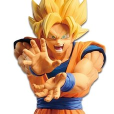 Dragon Ball FighterZ Android Battle Super Saiyan Goku