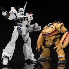 Moderoid Mobile Police Patlabor AV-98 Ingram & Bulldog Set