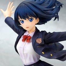 SSSS.Gridman Rikka Takarada: School Uniform Ver. 1/7 Scale Figure