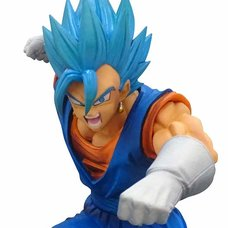 Dragon Ball Z: Dokkan Battle Collab Figure Super Saiyan Blue Vegetto