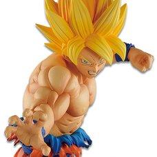 Ichibansho Figure Dragon Ball Vs Omnibus Z Super Saiyan Son Goku