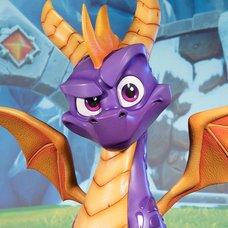 Spyro the Dragon Spyro Life-Size Bust: Standard Edition