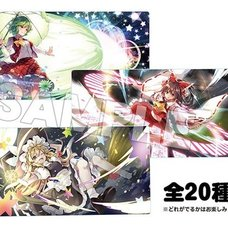 Touhou Lost Word Trading Picture Card Collection Vol. 1 Box Set