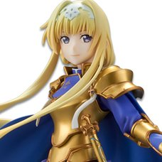 Ichibansho Figure Sword Art Online: Alicization - War of Underworld Final Chapter Alice Integrity Knight