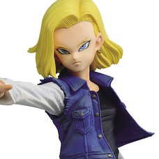 Match Makers Dragon Ball Z Android 18