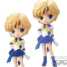 Q Posket Sailor Moon Eternal the Movie Super Sailor Uranus